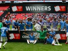 City garante o primeiro título da temporada. FA
