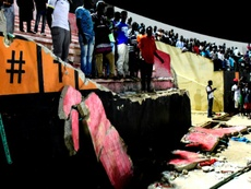 Ten arrested after Senegal soccer stadium deaths. AFP