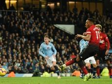 United - City: onzes iniciais confirmados. AFP