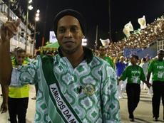 Ronaldinho praised Coutinho. AFP