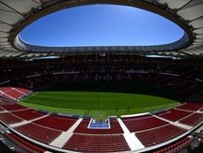 La reventa pone la Champions a 10.000 euros. AFP