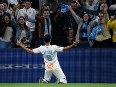 El Aston Villa pagaría 17 millones al OM por el mediocentro. AFP