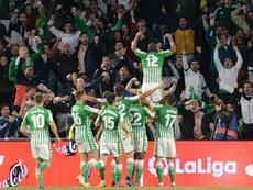 Aseguran que el Betis quiso comprar un equipo de Segunda Portuguesa. AFP