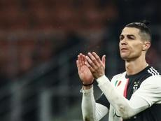 Cristiano no arriesgó demasiado con sus cinco jóvenes prometedores de 2016. AFP/Archivo