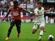 Hamari Traoré suena para jugar en LaLiga. AFP