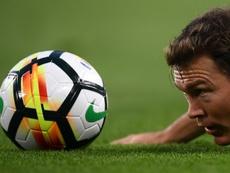 El Arsenal quiere que Lichtsteiner se quede. AFP