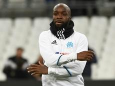 Lass Diarra juega actualmente en el Al Jazira. AFP