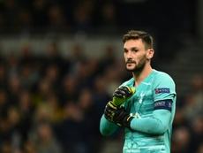 La renovación de Hugo Lloris, una obligación para el Tottenham. AFP