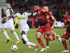 Mehdi Abeid no renovará con el Dijon. AFP