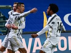 La Juve vince la Supercoppa. AFP