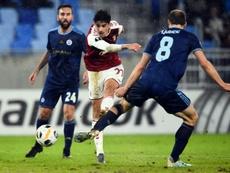 Trincao, el futbolista que viene. AFP