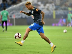 Barcelona don't appear to want Neymar back. AFP