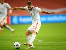 Spain drew 1-1 with the Netherlands. AFP