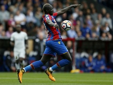 Mamadou SAkho has been backed by his manager. AFP