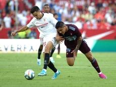 Gabriel Fernández quiere regresar a Uruguay. AFP