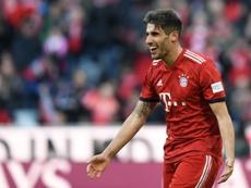 Javi Martínez quiere volver al Athletic. AFP