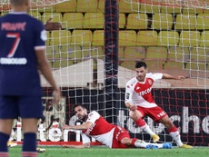 Un valeureux Monaco renverse le PSG. goal