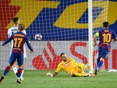Messi et le Barça tiennent leur rang. gOAL