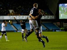 El Millwall tendrá que hacer frente a una nueva sanción. AFP