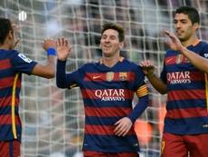 Le vestiaire veut un retour de Neymar. AFP