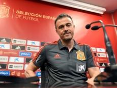 España debutará en la Liga de las Naciones ante Alemania. AFP