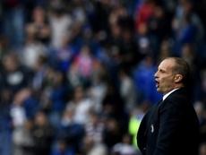 Allegri rechaza al Mónaco; Spalletti, una opción seria. AFP