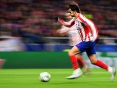 Manchester City voit Joao Félix comme le successeur d'Aguero. afp