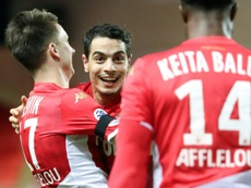 Ben Yedder était en contact avec Marseille. AFP