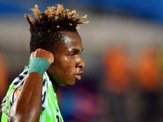 Samu Chukwueze pode acabar no seu time do coração. AFP