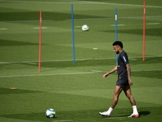 Neymar could play against Starbourg. AFP