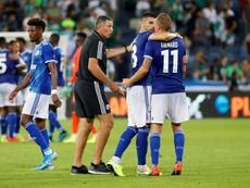 Les compos probables du match d'Europa League entre Strasbourg et Plovdiv. AFP