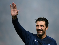 El top 5 del portero Gianluigi Buffon . AFP