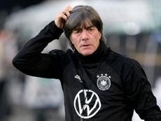 Il selezionatore della Germania Joachim Low parla di Euro 2020. AFP
