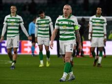 Le football écossais ferme presque totalement ses portes. AFP