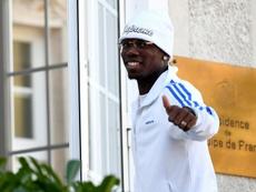 Pogba, con adeptos para llegar al Barça. AFP