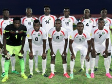 Kenya claimed a 3-0 victory over Ethiopia to secure AFCON qualification. AFP