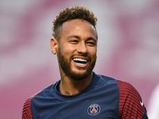Le PSG annonce le retour de Neymar pour affronter Marseille. AFP