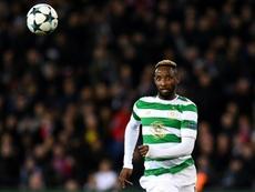 Moussa Dembélé podría cambiar de destino. AFP