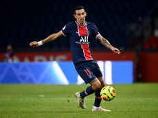 Di Maria confirme être en discussions pour sa prolongation. AFP