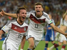 Gotze could sign for Roma. AFP