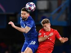 El Bayern, a cumplir el trámite ante el Chelsea. AFP
