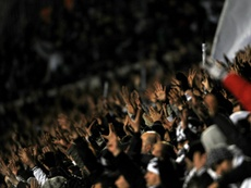 Fenerbahce fans were treated to a thrilling game in the first derby at the Ulker stadium. AFP
