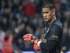 'RMC': el Madrid llega a un acuerdo con Areola. AFP
