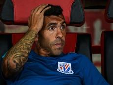 17 millones deberá abonar Boca si quiere a Tévez. AFP
