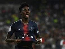 Weah firma por el Lille hasta 2024. AFP