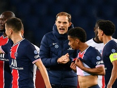 PSG could be in trouble. AFP