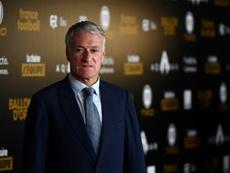 Deschamps a donné son point de vue sur la nouvelle position de Kanté. AFP