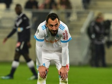 Mitroglou connaît de grandes difficultés à Marseille. AFP