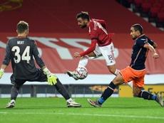 Solskjaer compare Fernandes à Cristiano Ronaldo. goal