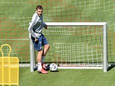 Lucas ha sido catalogado como un fracaso para el Bayern. AFP/Archivo